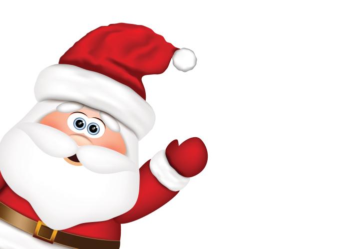 Babbo Natale Ho Ho Ho.Sant Andrea Area Verde Home